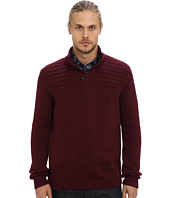 Ted Baker - Harston Stitch Detail L/S Funnel Neck