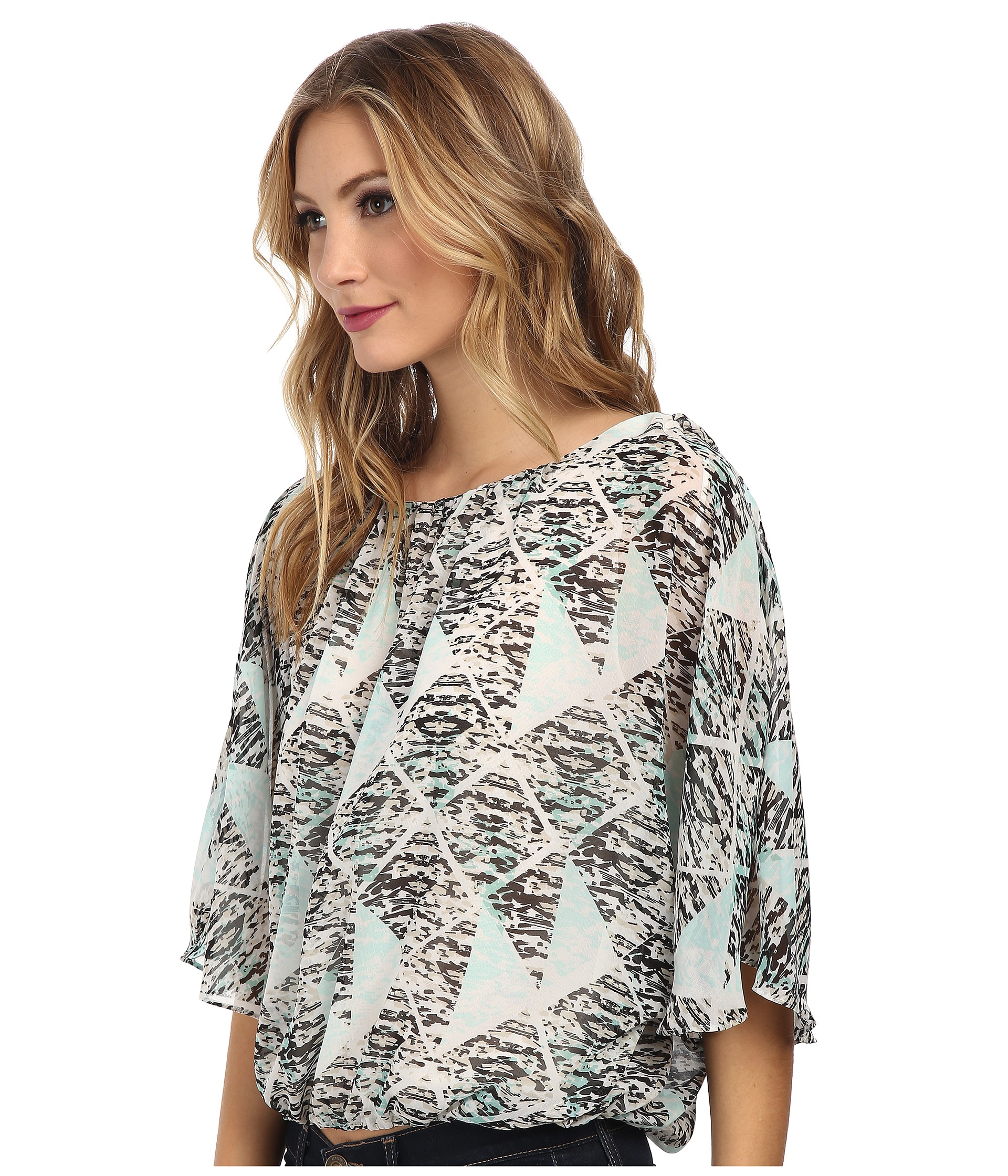 Vince Camuto Batwing Sleeve Blouse 69
