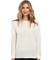 Vince Camuto - Long Sleeve Ottoman Stitch Sweater