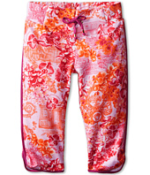 Versace Kids - Printed Capri Sweatpant (Big Kids)