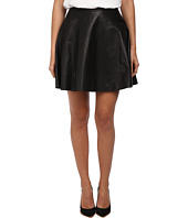Kate Spade New York - Leather Circle Skirt