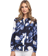 Kate Spade New York - Dusk Clouds Crepe Blouse