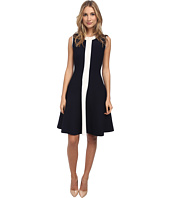 Kate Spade New York - Fluted Scuba Dress