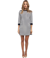 Kate Spade New York - Striped Cotton Jersey Dress