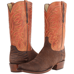 HL1509.73 (Brown Amazon/Peanut Brittle Burnished) Cowboy Boots