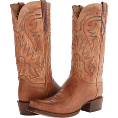 HL1504.73 (Tan Burnished) Cowboy Boots