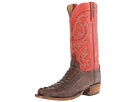 Lucchese HL1010.73 (Sienna Hornback Tail/Brick Red)