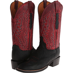 CL8010.W8 (Black/Red Brown) Cowboy Boots