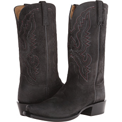 HL1501.73 (Black Burnished) Cowboy Boots