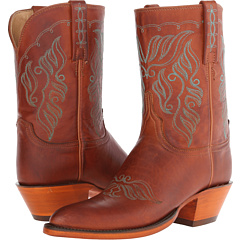 HL4500.04 (Cognac Burnished) Cowboy Boots