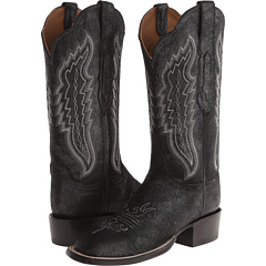 CL8009.W8 (Silver Wash Black) Cowboy Boots