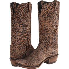 N9634.S53 (Gold Brown Leopard) Cowboy Boots