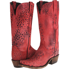 N9635.S53 (Red Cheetah) Cowboy Boots