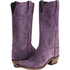 N9637.S53 (Purple Cheetah) Cowboy Boots