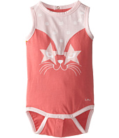 Little Marc Jacobs - Jersey Cat Face Bodysuit (Infant)
