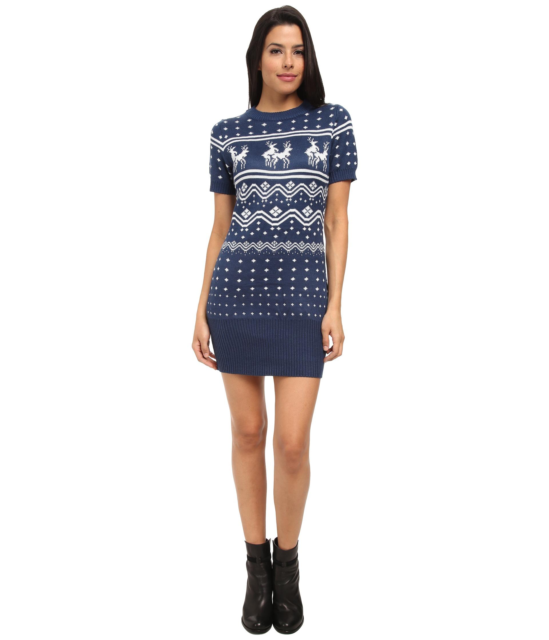 H M Reindeer Sweater Tipsy Elves Reindeer C...