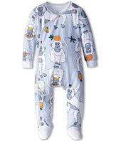 Little Marc Jacobs - All Over Print Footie (Infant)