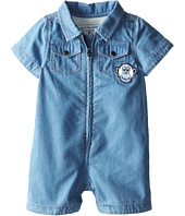 Little Marc Jacobs - Chambray Shortalls (Infant)