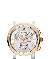 Michele - Sport Sail Large Two-Tone Rose Gold Watch Head