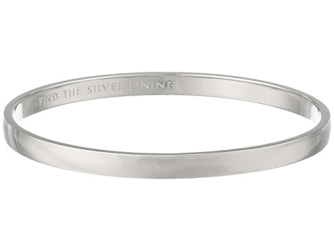 Kate Spade New York Idiom Bangles Find The Lining - Solid