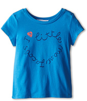 Little Marc Jacobs - Short Sleeve Printed Logo Tee Shirt (Toddler/Little Kid)
