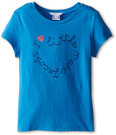 Little Marc Jacobs - Short Sleeve Printed Logo Tee Shirt (Little Kid/Big Kid)