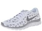 Nike Free 5.0 V4 (White/Pure Platinum/Wolf Grey)