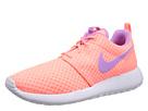 Nike Roshe Run (Lava Glow/White/Fuchsia Glow)