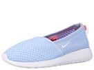 Nike Roshe One Slip (Aluminum/Bright Crimson/White)