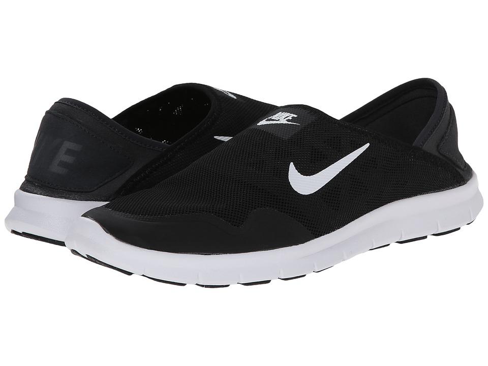 Nike - Orive Lite Slip-On (Black/White) Womens Shoes