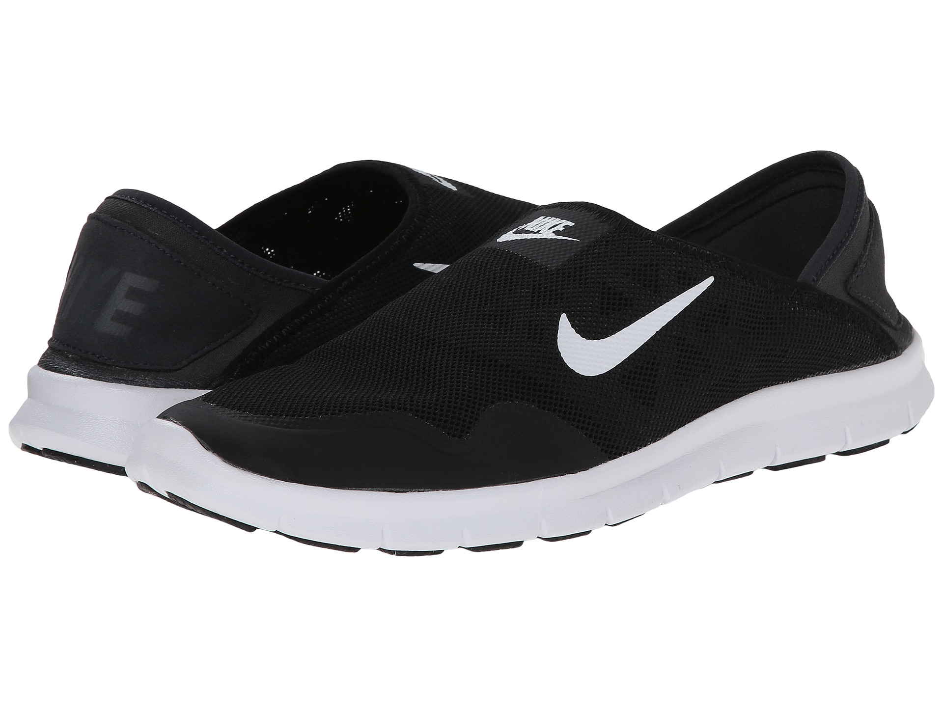 Mens Slip On Work Out Shoes