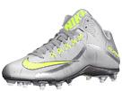 Nike Alpha Pro 2 3/4 TD (Metallic Silver/Metallic Dark Grey/Volt)