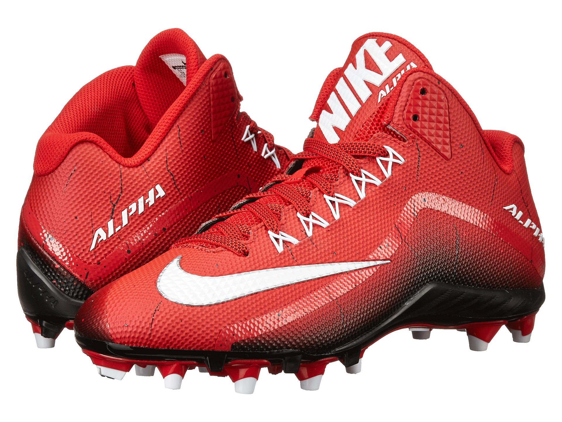 cb0100aeb721 Nike Nfl Alpha Pro Td Low Chiefs