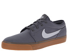 Nike Toki Textile Low (Dark Grey/Gum Medium Brown/Wolf Grey)