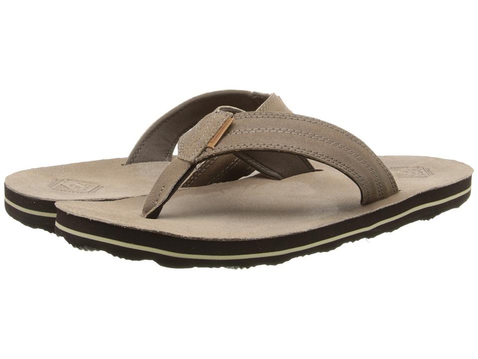 Freewaters Dillon Tan Mens Shoes