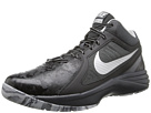 Nike The Overplay VIII (Black/Antracite/Silver/Metallic Silver)