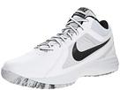 Nike The Overplay VIII (White/Pure Platinum/Black/Metallic Hematite)