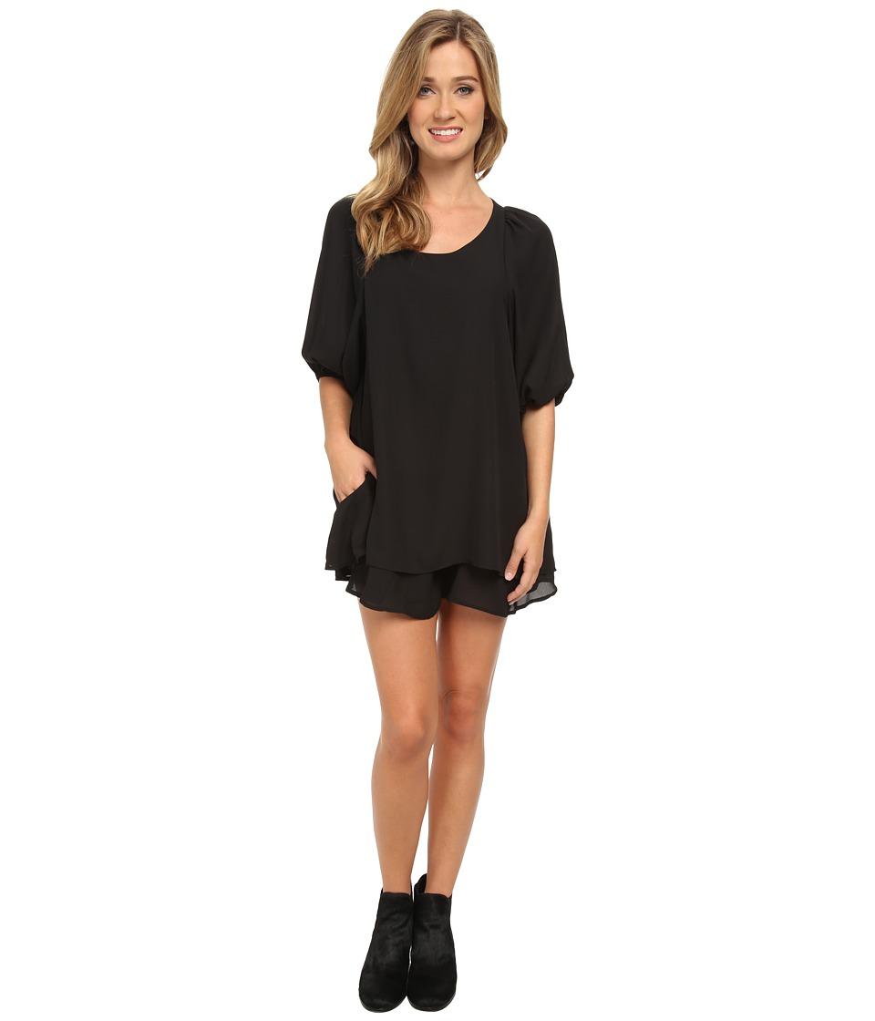 Lucy Love Gabrielle Dress Black 2 Womens Dress