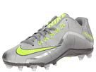 Nike Alpha Pro 2 TD (Metallic Silver/Metallic Dark Grey/Volt)