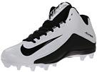 Nike Alpha Strike 2 3/4 TD (White/Black)