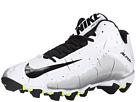 Nike Alpha Shark 2 3/4 (White/Black)
