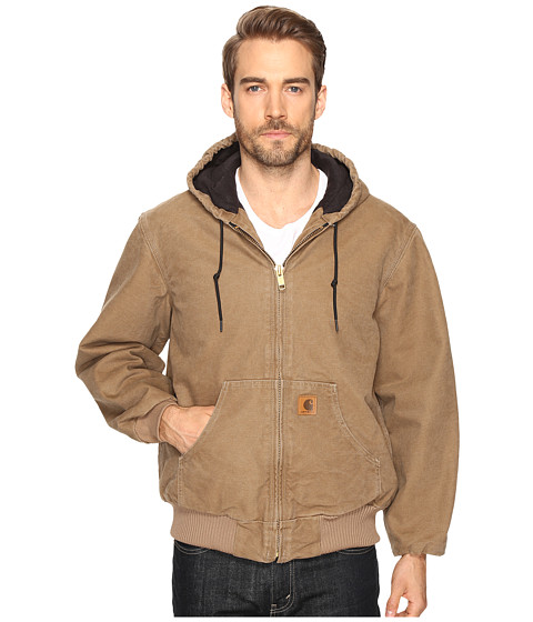 Carhartt QFL Sandstone Active Jacket - Frontier Brown