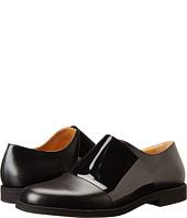 MM6 Maison Margiela - Patent & Leather Oxfords