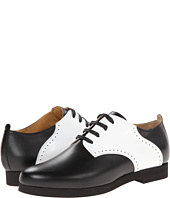 MM6 Maison Margiela - Contrast Leather Oxfords
