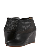MM6 Maison Margiela - Mesh and Leather Booties