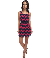 Gabriella Rocha - Stellah Chevron Dress