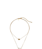 Kate Spade New York - Like A Charm Love Multi Pendant Necklace
