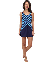 DKNY - Essential Perks Spliced Tank Cover-Up