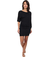 DKNY - Solid Selection Asymmetrical Cover-Up