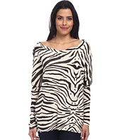 Chaser - L/S Thermal Zebra Dolman